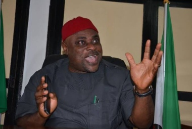 National Chairman of All Progressives Grand Alliance (APGA)